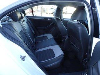 2013 Volkswagen Jetta 1B MY14 103TDI DSG Highline White 6 Speed Automatic Sedan