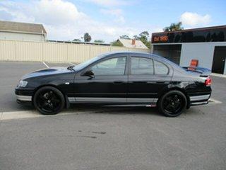 2003 Ford Falcon BA XR8 Black 4 Speed Sports Automatic Sedan