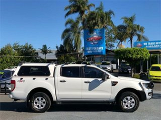 2011 Ford Ranger PX XL White 6 Speed Sports Automatic Utility