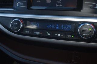 2014 Toyota Kluger GSU55R GXL AWD White 6 Speed Sports Automatic Wagon