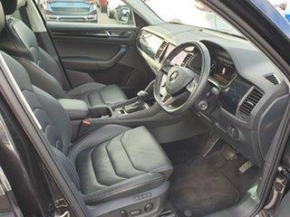 2019 Skoda Kodiaq NS MY19 132TSI DSG Black 7 Speed Sports Automatic Dual Clutch Wagon