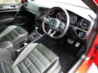 2015 Volkswagen Golf VII MY15 GTI DSG Performance Red 6 Speed Sports Automatic Dual Clutch Hatchback