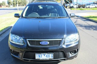 2010 Ford Territory SY MkII TS AWD Black 6 Speed Sports Automatic Wagon.