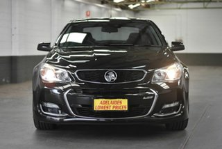 2016 Holden Commodore VF II MY16 SS V Redline Black 6 Speed Manual Sedan.