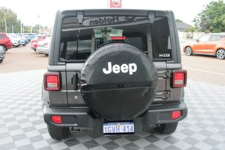 2019 Jeep Wrangler JL MY19 Unlimited Sport S Grey 8 Speed Automatic Softtop.