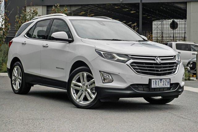 Used Holden Equinox EQ MY20 LTZ-V AWD Essendon Fields, 2020 Holden Equinox EQ MY20 LTZ-V AWD White 9 Speed Sports Automatic Wagon
