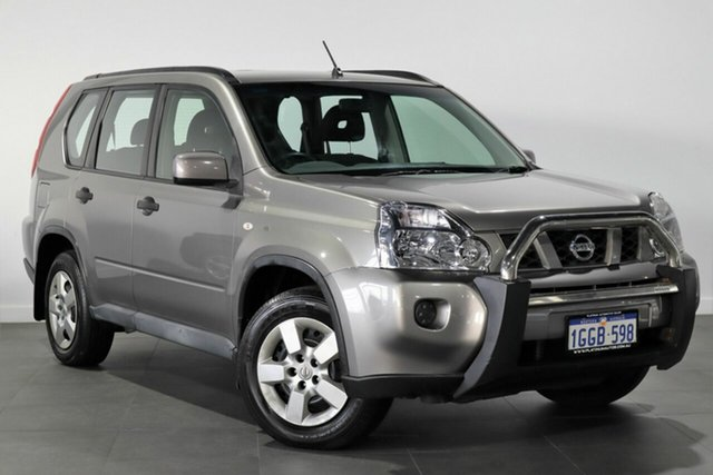 Used Nissan X-Trail T31 ST Bayswater, 2008 Nissan X-Trail T31 ST Grey 1 Speed Constant Variable Wagon
