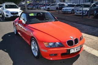 1998 BMW Z3 2.8 Red 5 Speed Manual Roadster.