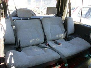 1994 Mitsubishi Pajero NJ GLS Red 4 Speed Automatic Hardtop