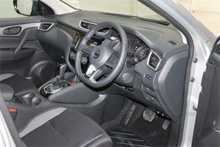 2021 Nissan Qashqai J11 Series 3 ST+ Platinum 1 Speed Constant Variable Wagon.
