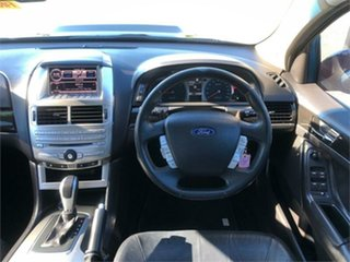 2008 Ford Falcon FG G6E Black 6 Speed Sports Automatic Sedan