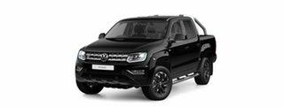 2021 Volkswagen Amarok 2H MY21 TDI580 4MOTION Perm Highline Black 8 Speed Automatic Utility
