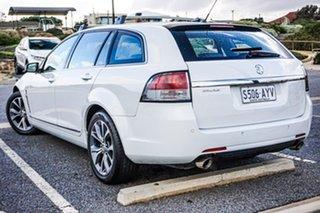 2013 Holden Calais VF MY14 Sportwagon White 6 Speed Sports Automatic Wagon.