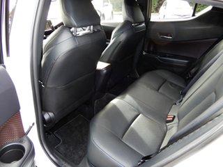 2017 Toyota C-HR NGX50R Koba S-CVT AWD White 7 Speed Constant Variable Wagon