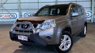 2012 Nissan X-Trail T31 Series IV ST 2WD Grey 6 Speed Manual Wagon.