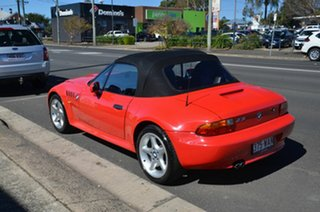 1998 BMW Z3 2.8 Red 5 Speed Manual Roadster