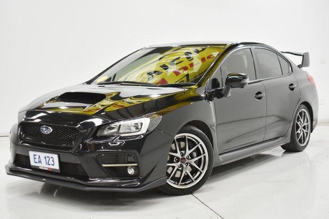 Used Subaru WRX V1 MY17 STI AWD Premium Brooklyn, 2017 Subaru WRX V1 MY17 STI AWD Premium Black 6 Speed Manual Sedan