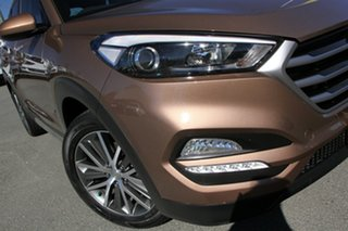 2016 Hyundai Tucson TL Active X 2WD Sepia Topaz/beige 6 Speed Sports Automatic Wagon.