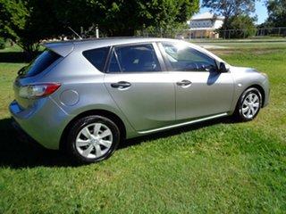2010 Mazda 3 BL10F1 Neo Silver 6 Speed Manual Hatchback