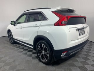 2018 Mitsubishi Eclipse Cross YA MY18 Exceed 2WD White 8 Speed Constant Variable Wagon