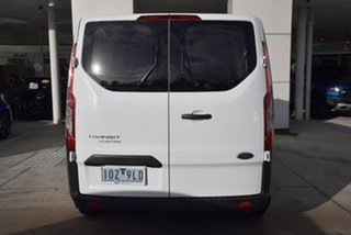 2019 Ford Transit Custom VN 2018.75MY 340L (Low Roof) White 6 Speed Automatic Van
