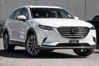 2021 Mazda CX-9 TC GT SKYACTIV-Drive White 6 Speed Sports Automatic Wagon.