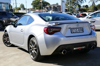 2020 Toyota 86 ZN6 GTS Ice Silver 6 Speed Automatic Coupe.