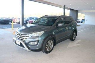 2012 Hyundai Santa Fe DM MY13 Elite Grey 6 Speed Sports Automatic Wagon.