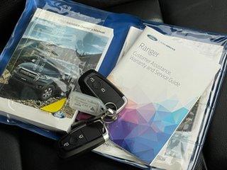 2018 Ford Ranger PX MkIII 2019.00MY Wildtrak Aluminium 6 Speed Sports Automatic Utility