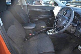 2020 Mitsubishi ASX XD MY20 MR (2WD) Orange Continuous Variable Wagon