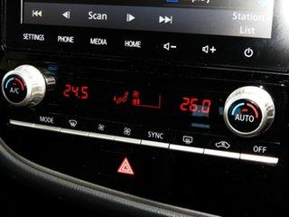 2020 Mitsubishi Outlander ZL MY20 ES 2WD ADAS White 6 Speed Constant Variable Wagon