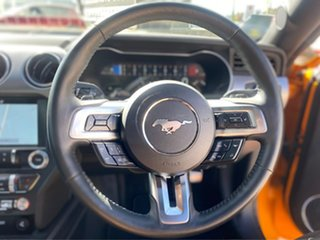 2018 Ford Mustang GT Orange Fury Sports Automatic Fastback