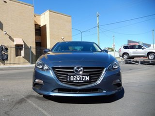 2014 Mazda 3 BL Series 2 MY13 SP25 5 Speed Automatic Sedan