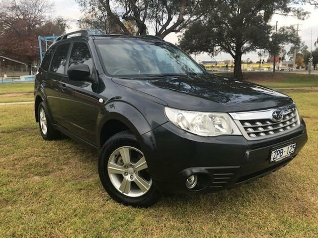 Used Subaru Forester MY12 X Luxury Edition Wangaratta, 2012 Subaru Forester MY12 X Luxury Edition 4 Speed Auto Elec Sportshift Wagon