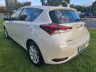2018 Toyota Corolla ZRE182R Ascent Sport White 6 Speed Manual Hatchback