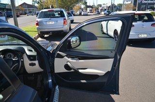 2010 BMW X1 E84 sDrive 20D Blue 6 Speed Automatic Wagon