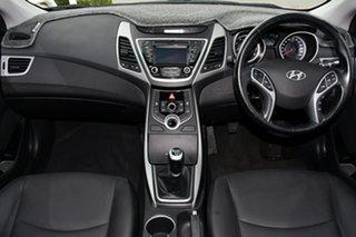 2015 Hyundai Elantra MD3 SE Red 6 Speed Manual Sedan