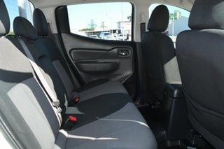 2016 Mitsubishi Triton MQ MY17 GLS Double Cab Glacier White 5 Speed Sports Automatic Utility