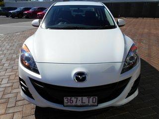 2009 Mazda 3 BL10F1 Neo White 6 Speed Manual Sedan
