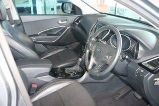 2012 Hyundai Santa Fe DM MY13 Elite Grey 6 Speed Sports Automatic Wagon