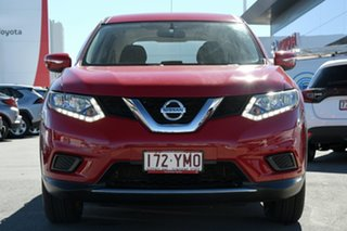 2016 Nissan X-Trail T32 ST X-tronic 2WD Red 7 Speed Constant Variable Wagon