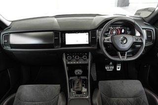 2019 Skoda Kodiaq NS MY20 RS DSG Blue 7 Speed Sports Automatic Dual Clutch Wagon.