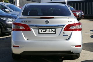 2015 Nissan Pulsar C12 Series 2 ST-L Brilliant Silver 1 Speed Constant Variable Hatchback