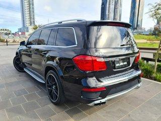 2013 Mercedes-Benz GL-Class X166 GL63 AMG SPEEDSHIFT PLUS Black 7 Speed Sports Automatic Dual Clutch.