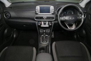 2019 Hyundai Kona OS.2 MY19 Go 2WD Chalk White 6 Speed Sports Automatic Wagon