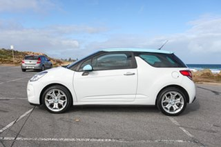 2010 Citroen DS3 DStyle White 4 Speed Sports Automatic Hatchback