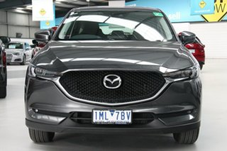 2018 Mazda CX-5 MY18 (KF Series 2) Maxx Sport (4x4) Grey 6 Speed Automatic Wagon