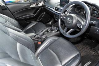 2018 Mazda 3 BN5476 Neo SKYACTIV-MT Sport Deep Crystal Blue 6 Speed Manual Hatchback