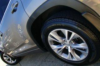 2015 Toyota Kluger GSU55R GXL AWD Grey 6 Speed Sports Automatic Wagon