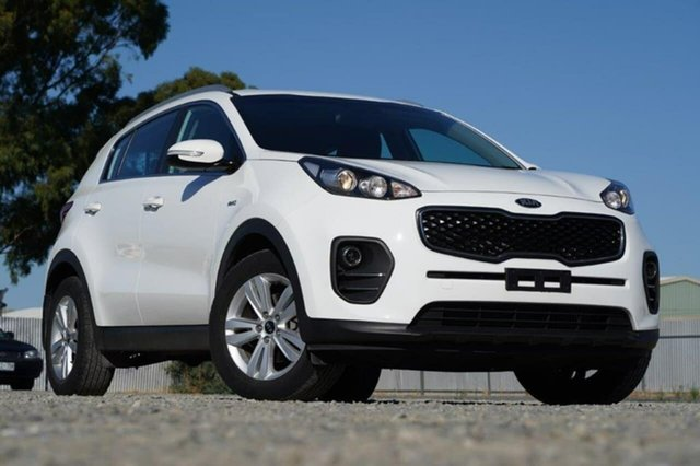 Used Kia Sportage QL MY17 Si AWD Clare, 2017 Kia Sportage QL MY17 Si AWD White 6 Speed Sports Automatic Wagon